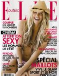 Elle Quebec Magazine [Canada] (July 2009)