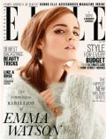 Emma Watson on the cover of Elle (Australia) - April 2014