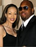 Terrell Suggs and Candace Williams