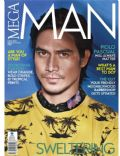Piolo Pascual on the cover of Mega Man (Philippines) - June 2014