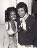Tom Jones and Mary Wilson