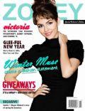 Zooey Magazine [United States] (January 2011)