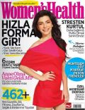 Merve Bolugur on the cover of Womens Health (Turkey) - March 2011