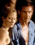 Anne Heche and Harrison Ford
