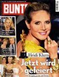 Bunte Magazine [Germany] (1 March 2012)