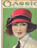 Dorothy Gish on the cover of Motion Picture Classic (United States) - May 1924