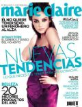 Mila Kunis on the cover of Marie Claire (Mexico) - September 2012