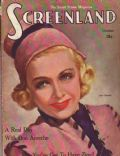 Joan Bennett on the cover of Screenland (United States) - October 1937