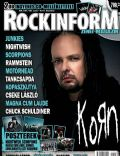 Rockinform Magazine [Hungary] (December 2011)