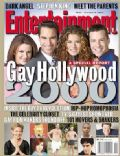 Ellen DeGeneres on the cover of Entertainment Weekly (United States) - October 2000