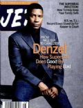 Denzel Washington on the cover of Jet Magazine (United States) - November 2007