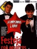 Benjamin Rojas, Felipe Colombo on the cover of Other (Argentina) - October 2003