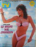 TV Sorrisi e Canzoni Magazine [Italy] (31 July 1988)
