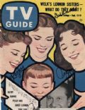 TV Guide Magazine [United States] (13 September 1958)