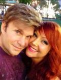 Michele Specht and Vic Mignogna