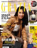 Sherina Munaf on the cover of Grazia (Indonesia) - November 2011