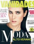 Jennifer Connelly on the cover of Vanidades (Argentina) - January 2014