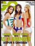 GQ Magazine [Portugal] (October 2007)