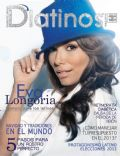 Eva Longoria on the cover of D Latinos (Mexico) - December 2012