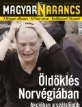Magyar Narancs Magazine [Hungary] (28 July 2011)