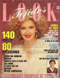 Andrea Del Boca on the cover of Look (Argentina) - April 1993