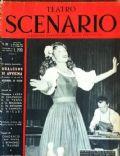 Teatro Scenario Magazine [Italy] (16 October 1953)