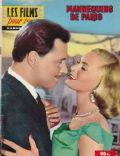 Les films pour vous Magazine [France] (27 July 1959)