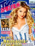 Yvonne Catterfeld on the cover of TV Spielfilm (Germany) - December 2003