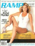Rachel Hunter on the cover of Ramp (Australia) - November 2003