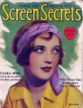 Marion Davies on the cover of Screen Secrets (United States) - January 1928