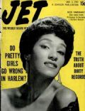 Rose Hardaway on the cover of Jet (United States) - January 1952