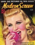 Modern Screen Magazine [United States] (April 1938)