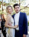 Carter Jenkins and Sierra Swartz