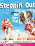 Kate Hudson on the cover of Steppin Out (United States) - May 2004