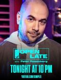 Open Late with Peter Rosenberg