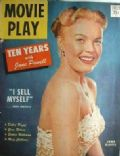 June Haver on the cover of Movie Play (United States) - July 1952