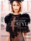 Nicole Richie on the cover of Elle (Australia) - July 2014