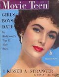 Elizabeth Taylor on the cover of Movie Teen (United States) - January 1952