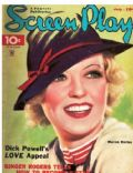 Marion Davies on the cover of Screen Play (United States) - July 1935
