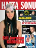 Haftasonu Magazine [Turkey] (28 February 2007)