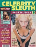 Elizabeth Berkley on the cover of Celebrity Sleuth (United States) - September 1996