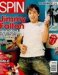 Jimmy Fallon on the cover of Spin (United States) - March 2002