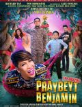 The Amazing Praybeyt Benjamin
