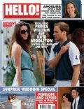 Hello! Magazine [United Kingdom] (26 July 2010)