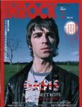 Liam Gallagher on the cover of Inrock (Japan) - February 2000