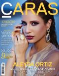 Aleyda Ortiz on the cover of Caras (Puerto Rico) - July 2014