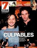 7 Dias Magazine [Argentina] (24 April 2009)