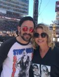 Michelle Beadle and Steve Kazee