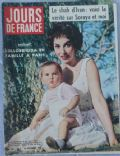 Jours de France Magazine [France] (20 September 1958)