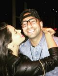 Lilly Singh and Yousef Erakat
